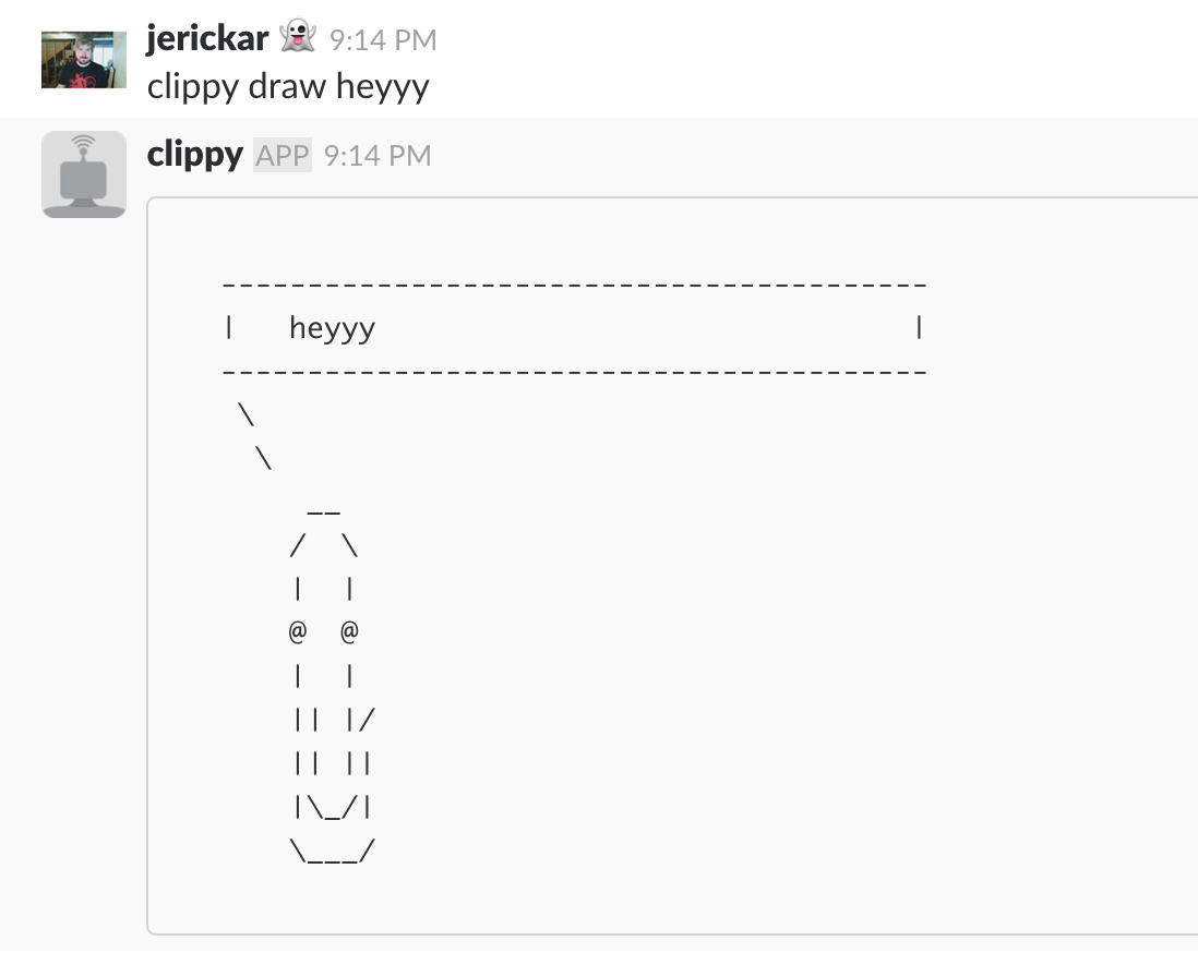 Fun With ACI · jeremy doing things