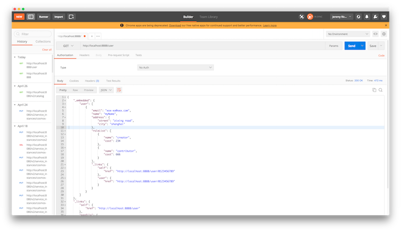 Using OSBA With Some CosmosDB Samples - Part Two · jeremy